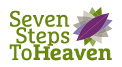 Seven steps to heaven Logo